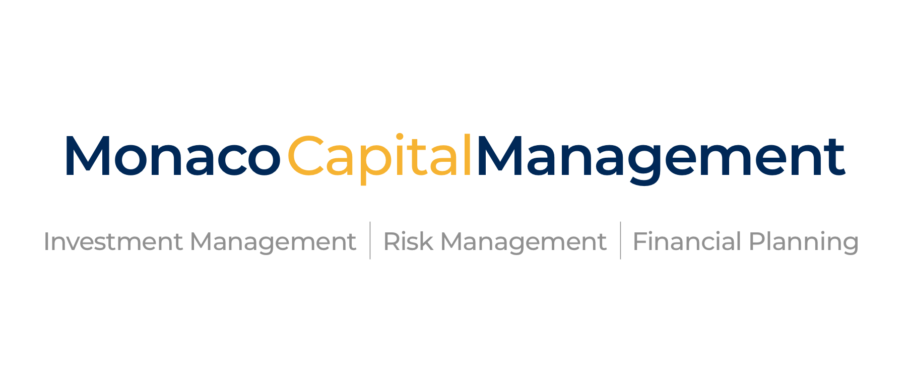 Investment Management • Risk Management • Financial Planning